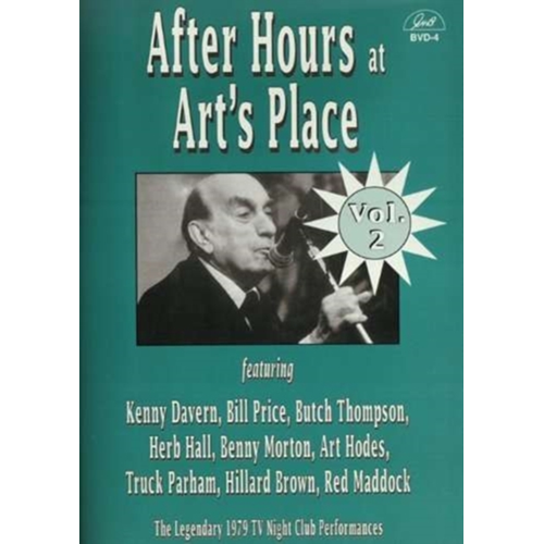 After Hours At Art's Place: Volume 2 (UK-import) (DVD)