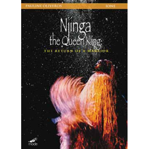 Njinga The Queen King - The Return Of A Warrior (UK-import) (DVD)
