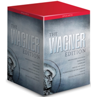 Wagner: The Wagner Edition (UK-import) (DVD)