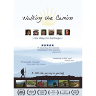 Produktbilde for Walking The Camino - Six Ways To Santiago (UK-import) (DVD)