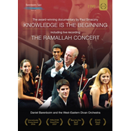 Produktbilde for Knowledge Is The Beginning/The Ramallah Concert (UK-import) (DVD)