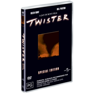 Twister (UK-import) (DVD)