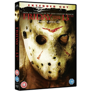 Friday The 13th: Extended Cut (UK-import) (DVD)