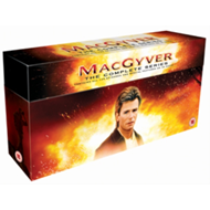 Macgyver: The Complete Series - Seasons 1-7 (UK-import) (DVD)