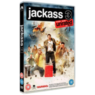 Produktbilde for Jackass 3 (UK-import) (DVD)