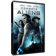 Cowboys And Aliens (UK-import) (DVD)
