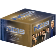 Produktbilde for NCIS - Sesong 1-8 (UK-import) (DVD)