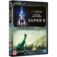 Cloverfield/Super 8 (UK-import) (DVD)