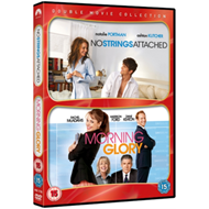 No Strings Attached/Morning Glory (UK-import) (DVD)