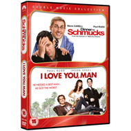 Dinner For Schmucks/I Love You, Man (UK-import) (DVD)
