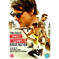 Produktbilde for Mission: Impossible - Rogue Nation (UK-import) (DVD)