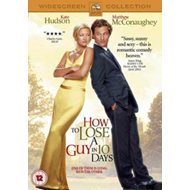 Produktbilde for How To Lose A Guy In 10 Days (UK-import) (DVD)