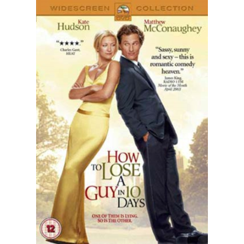 How To Lose A Guy In 10 Days (UK-import) (DVD)