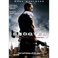 Produktbilde for Shooter (UK-import) (DVD)