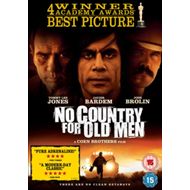 No Country For Old Men (UK-import) (DVD)