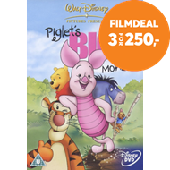 Produktbilde for Winnie The Pooh: Piglet's Big Movie (UK-import) (DVD)