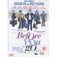 Before You Go (UK-import) (DVD)