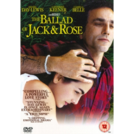 Produktbilde for The Ballad of Jack and Rose (UK-import) (DVD)