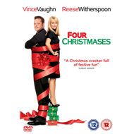 Produktbilde for Four Christmases (UK-import) (DVD)