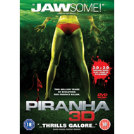 Produktbilde for Piranha (UK-import) (DVD)