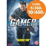 Produktbilde for Gamer (UK-import) (DVD)