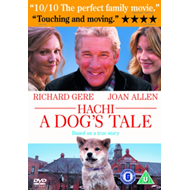 Produktbilde for Hachi - A Dog's Tale (UK-import) (DVD)