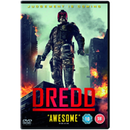 Produktbilde for Dredd (UK-import) (DVD)