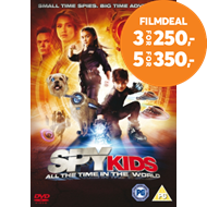 Produktbilde for Spy Kids 4 - All The Time In The World (UK-import) (DVD)