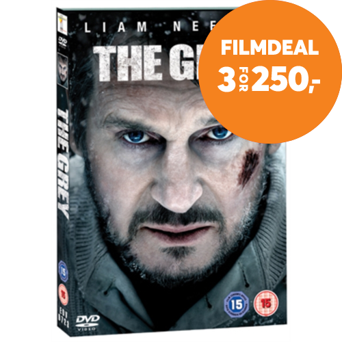 The Grey (UK-import) (DVD)