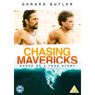 Produktbilde for Chasing Mavericks (UK-import) (DVD)