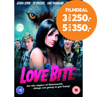 Produktbilde for Love Bite (UK-import) (DVD)