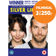 Produktbilde for Silver Linings Playbook (UK-import) (DVD)