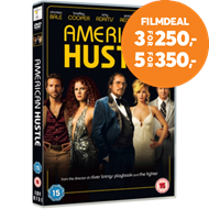 Produktbilde for American Hustle (UK-import) (DVD)