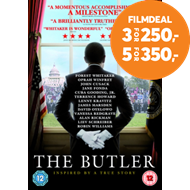 Produktbilde for The Butler (UK-import) (DVD)
