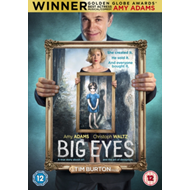 Produktbilde for Big Eyes (UK-import) (DVD)