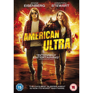 American Ultra (UK-import) (DVD)