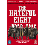 Produktbilde for The Hateful Eight (UK-import) (DVD)