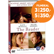 Produktbilde for The Reader (UK-import) (DVD)