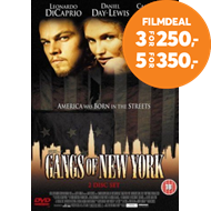 Produktbilde for Gangs Of New York (UK-import) (DVD)