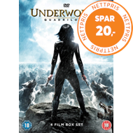 Produktbilde for Underworld Quadrilogy (UK-import) (DVD)