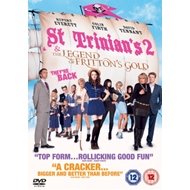 Produktbilde for St Trinian's 2 - The Legend Of Fritton's Gold (UK-import) (DVD)