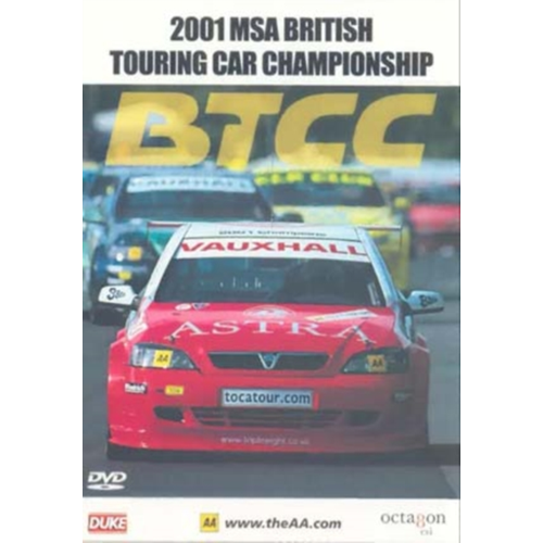 BTCC Review: 2001 (UK-import) (DVD)