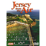 Jersey From The Air (UK-import) (DVD)