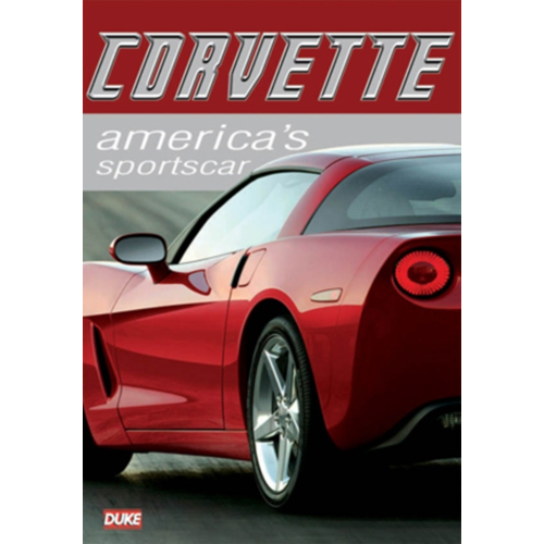 The Corvette - America's Sportscar (UK-import) (DVD)