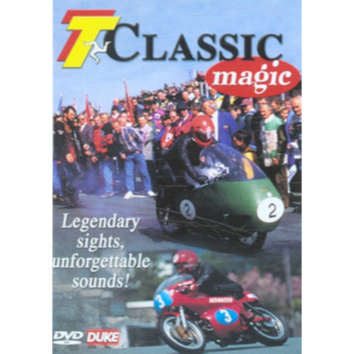 TT Classic Magic (UK-import) (DVD)