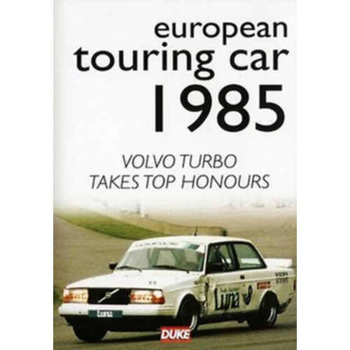 European Touring Car Championship: 1985 (UK-import) (DVD)