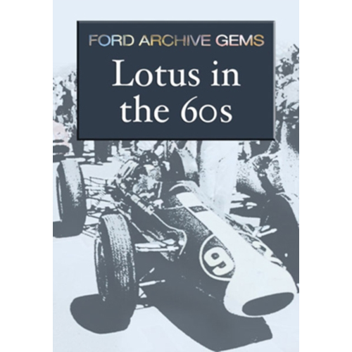 Ford Archive Gems: Part 3 - Lotus In The 60s (UK-import) (DVD)