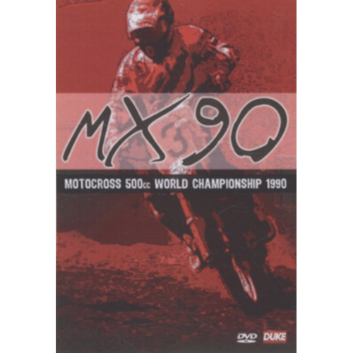 Motocross Championship Review 1990 (UK-import) (DVD)