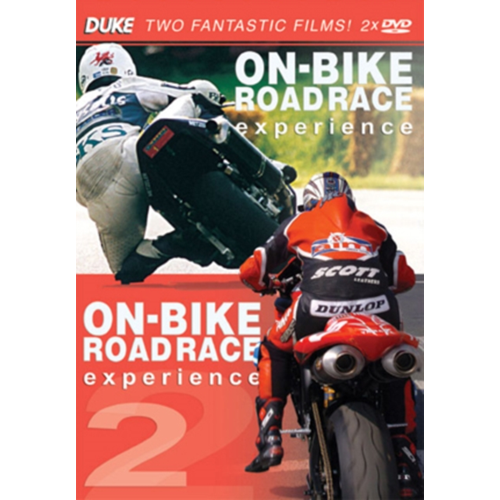 On-Bike Road Race Experience 1 And 2 (UK-import) (DVD)