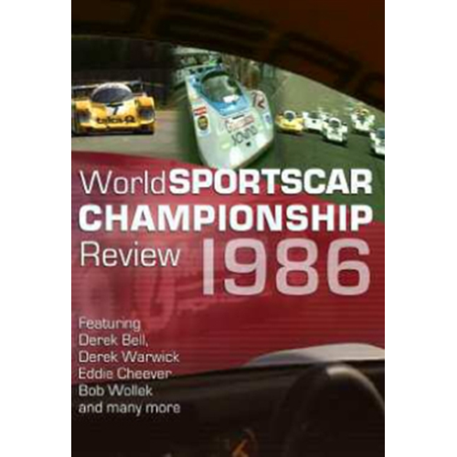 World Sportscar Championship Review: 1986 (UK-import) (DVD)